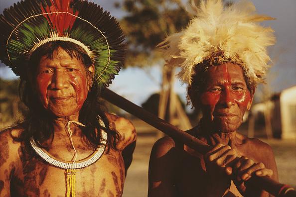 Indigenous Culture「Kayapo People」:写真・画像(18)[壁紙.com]
