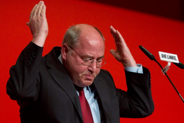 Goettingen「Die Linke Hold Federal Congress」:写真・画像(4)[壁紙.com]