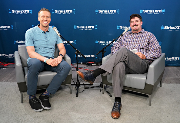 Philadelphia Eagles「SiriusXM Presents A Town Hall With Philadelphia Eagles Super Bowl MVP QB Nick Foles」:写真・画像(14)[壁紙.com]