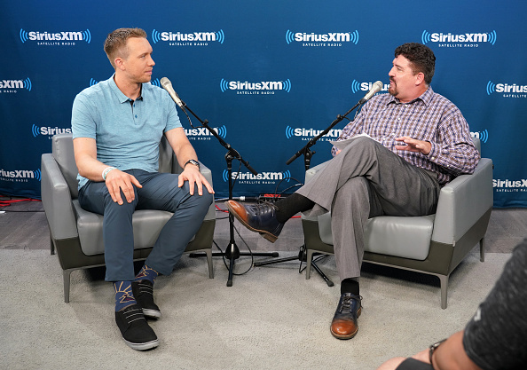 Philadelphia Eagles「SiriusXM Presents A Town Hall With Philadelphia Eagles Super Bowl MVP QB Nick Foles」:写真・画像(17)[壁紙.com]