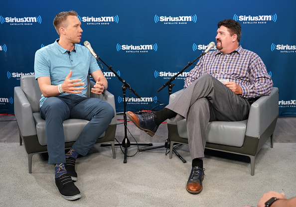 Philadelphia Eagles「SiriusXM Presents A Town Hall With Philadelphia Eagles Super Bowl MVP QB Nick Foles」:写真・画像(16)[壁紙.com]