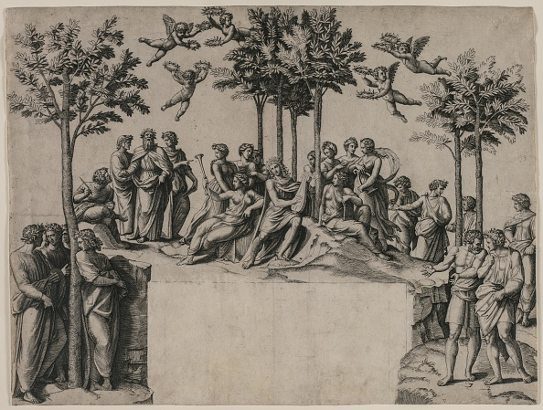 30-34 Years「Apollo On Parnassus」:写真・画像(4)[壁紙.com]