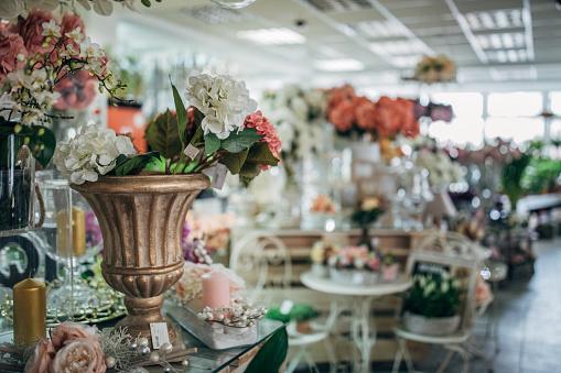 Flower Shop「Modern flower shop」:スマホ壁紙(13)
