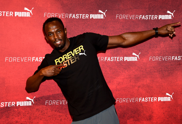 One Man Only「Usain Bolt Attends The PUMA Store In Soho Training Event」:写真・画像(1)[壁紙.com]