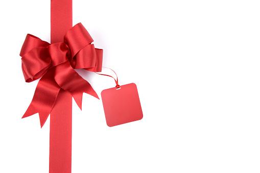 Silk「Red Gift Bow (XXL)」:スマホ壁紙(14)