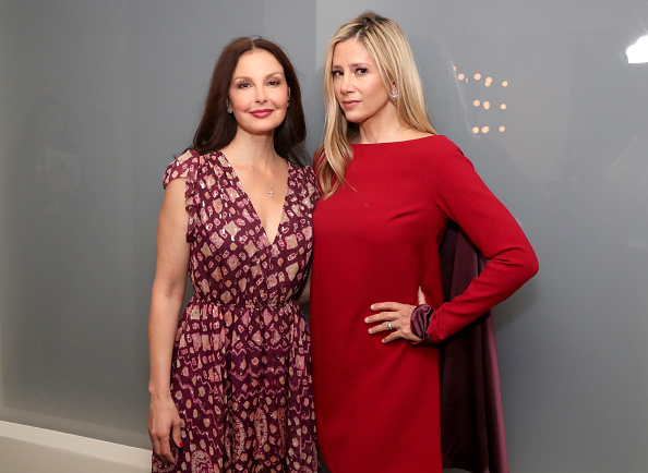 Mira Sorvino「Time's Up - 2018 Tribeca Film Festival」:写真・画像(11)[壁紙.com]