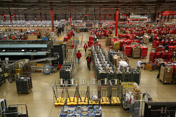 Northamptonshire「Busiest Week Of The Year For Royal Mail」:写真・画像(19)[壁紙.com]