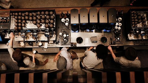"Economy「Starbucks Opens Upscale ""Reserve Roastery""  In Manhattan」:写真・画像(11)[壁紙.com]"
