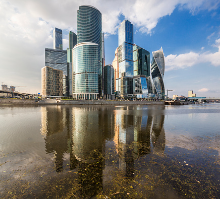 Footbridge「Moscow International Business Centre (MIBC)」:スマホ壁紙(11)