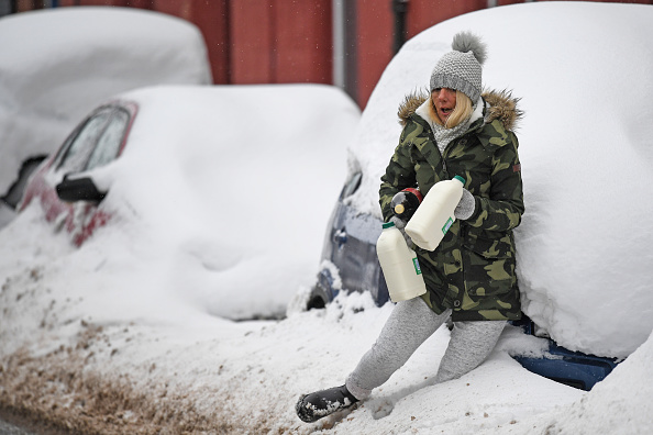 Snow「Amber Weather Warning Still In Place Across Scotland」:写真・画像(16)[壁紙.com]