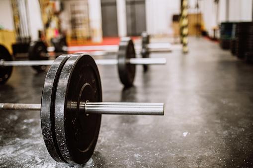 Weight Training「Empty Gym」:スマホ壁紙(3)