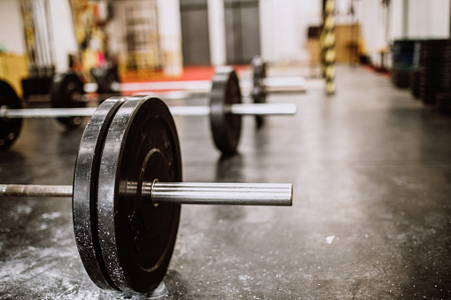 Rack「Empty Gym」:スマホ壁紙(19)