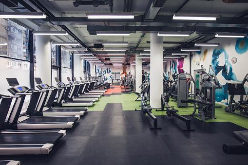 Competition「Empty gym!」:スマホ壁紙(5)