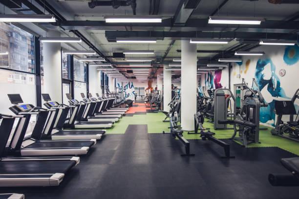 Empty gym!:スマホ壁紙(壁紙.com)
