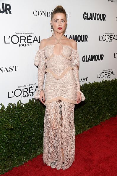 Amber Heard「Glamour Women Of The Year 2016 - Red Carpet」:写真・画像(18)[壁紙.com]