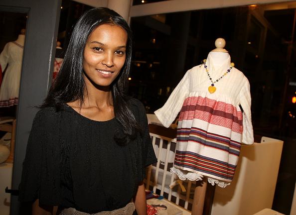 """Stephen Lovekin「Liya Kebede Launches Her Children's Clothing Line """"Lemlem"""" At Yoya」:写真・画像(1)[壁紙.com]"""