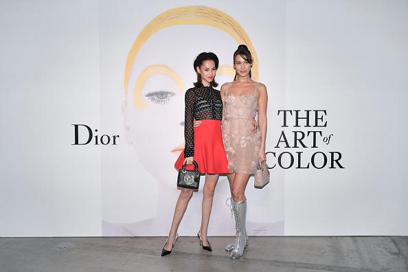 Kiko Mizuhara「Dior: The Art of Color Press Preview」:写真・画像(16)[壁紙.com]