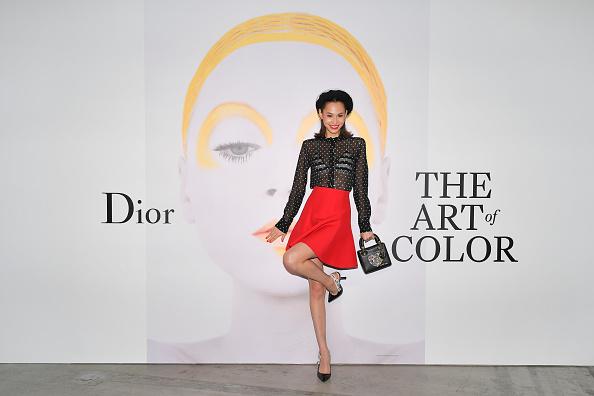 Kiko Mizuhara「Dior: The Art of Color Press Preview」:写真・画像(14)[壁紙.com]