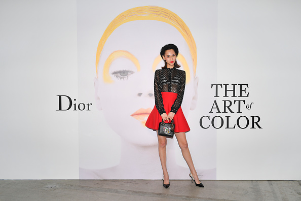 Kiko Mizuhara「Dior: The Art of Color Press Preview」:写真・画像(16)[壁紙.com]
