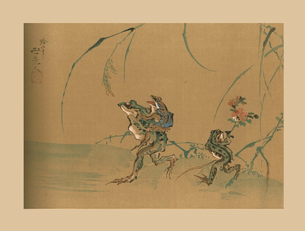 Lithograph「Frogs Holiday」:写真・画像(7)[壁紙.com]