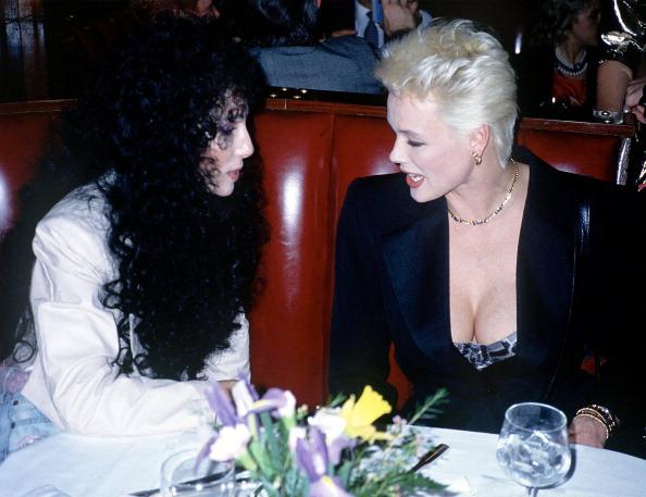 女性歌手「Brigitte Nielsen And Cher」:写真・画像(15)[壁紙.com]