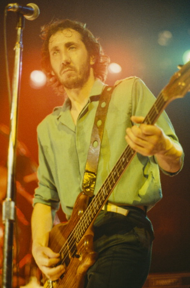 Bass Guitar「Pete Townshend」:写真・画像(1)[壁紙.com]