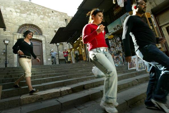 Patience「Tourist Industry Defies American Warnings」:写真・画像(9)[壁紙.com]