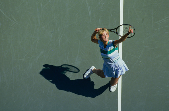 Directly Above「United States Open Tennis Championship」:写真・画像(6)[壁紙.com]