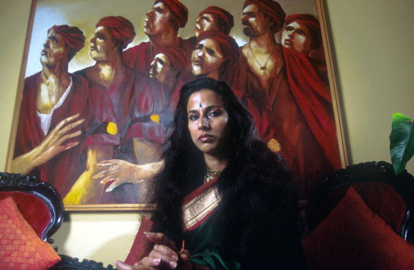 Image「Indian Author and Columnist Shobha De」:写真・画像(13)[壁紙.com]
