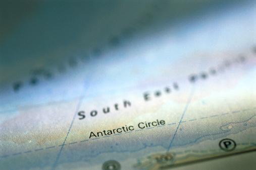Latitude「Arctic circle on map」:スマホ壁紙(17)