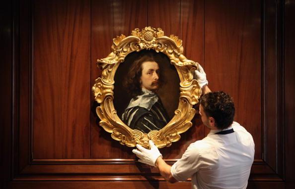 Sir Anthony Van Dyck「Sotheby's Unveil Sir Anthony Van Dyck's Last Ever Self Portrait」:写真・画像(6)[壁紙.com]
