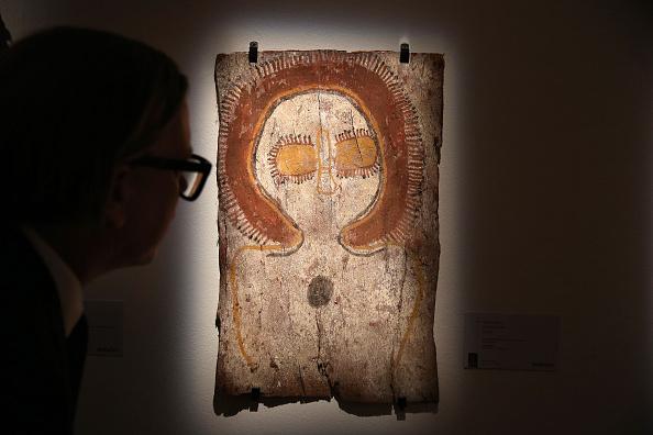 絵「Sothebys Hold Aboriginal Art Preview」:写真・画像(15)[壁紙.com]