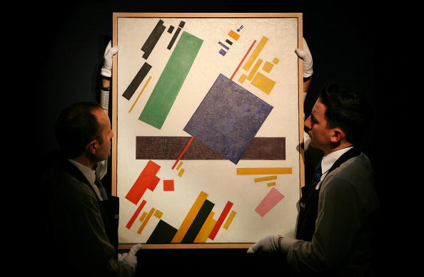 Composition「Art World Abuzz As Sotheby's To Sell Modern Russian Masterpiece」:写真・画像(3)[壁紙.com]