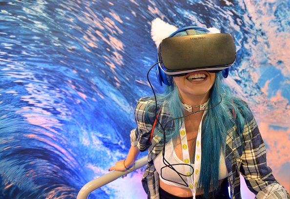 Simulator「The Samsung Experience At VidCon 2016」:写真・画像(2)[壁紙.com]