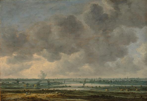 Metropolitan Museum Of Art - New York City「View Of Haarlem And The Haarlemmer Meer」:写真・画像(5)[壁紙.com]