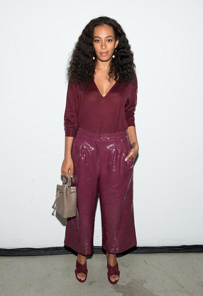 セレブリティ「Tibi - Front Row - Fall 2016 New York Fashion Week」:写真・画像(14)[壁紙.com]