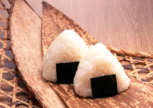 趣味・暮らし「Rice Ball」:スマホ壁紙(17)