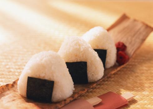 趣味・暮らし「Rice Ball」:スマホ壁紙(9)