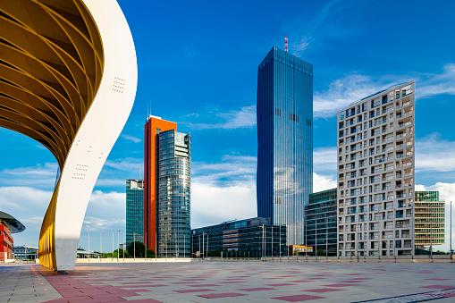 Austria「Donau City」:スマホ壁紙(5)