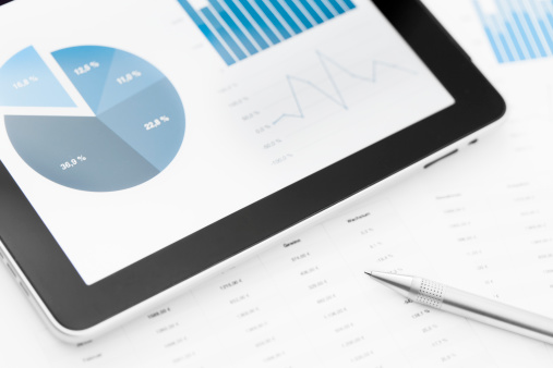 投資「タブレット PC 、紙、ペンのテーブル」:スマホ壁紙(0)