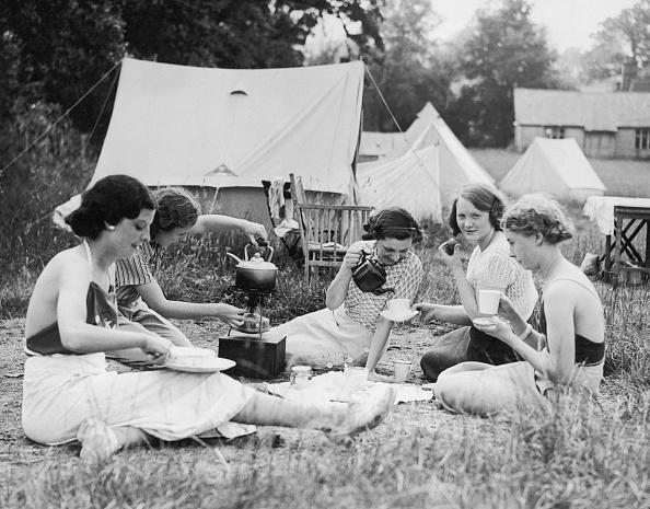Teapot「Camping Holiday」:写真・画像(14)[壁紙.com]
