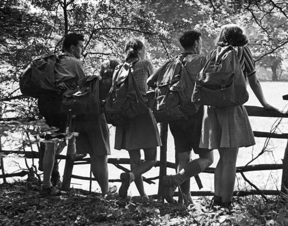 Backpack「Not So Famous Five」:写真・画像(6)[壁紙.com]