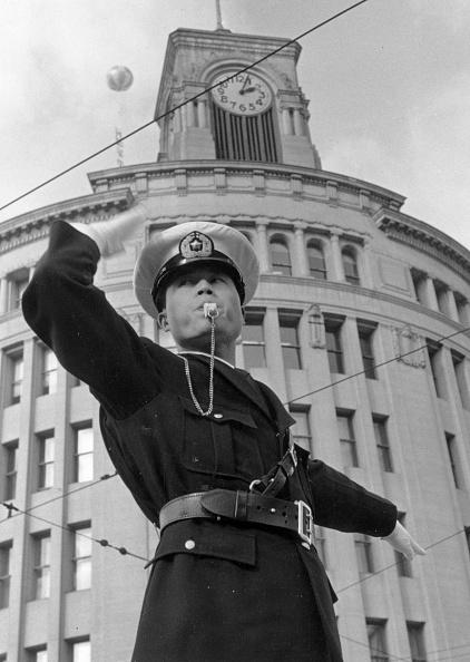 Ginza「Tokyo Traffic Police」:写真・画像(17)[壁紙.com]