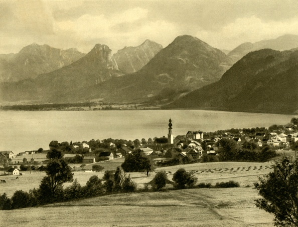 Salzkammergut「St Gilgen」:写真・画像(8)[壁紙.com]