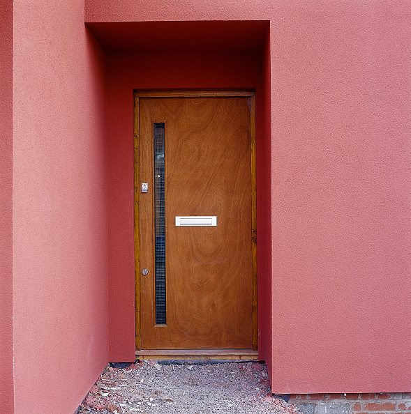 Door「Social Housing Integer House Sandwell, Birmingham, United Kingdom」:写真・画像(18)[壁紙.com]