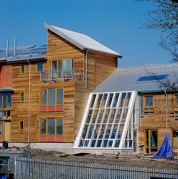 2002「Social Housing Integer House Sandwell, Birmingham, United Kingdom Development using sustainable material」:写真・画像(14)[壁紙.com]