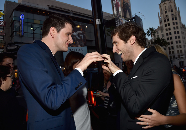 """Silicon「Premiere Of HBO's """"Silicon Valley"""" 2nd Season - Red Carpet」:写真・画像(14)[壁紙.com]"""