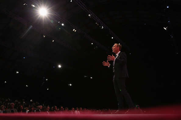 Dan Kitwood「Day Two - The Labour Party Holds Its Annual Party Conference」:写真・画像(2)[壁紙.com]