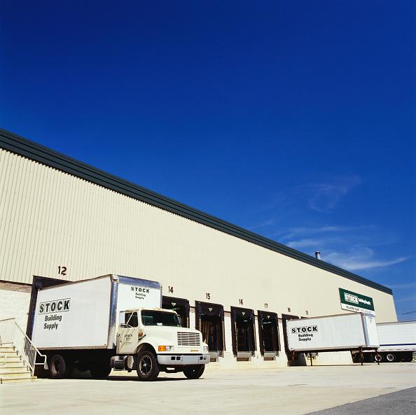 Copy Space「Distribution warehouse」:写真・画像(9)[壁紙.com]