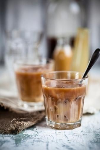 Ice Tea「Thai iced tea with black ceylon tea and sweet condensed milk」:スマホ壁紙(12)